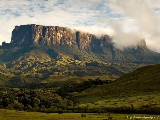 гора Рорайма, Венесуэла3 (640x480, 224Kb)
