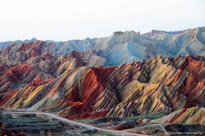 ландшафт Данься в Китае11 (700x463, 298Kb)