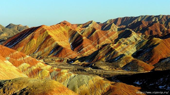 ландшафт Данься в Китае9 (700x393, 306Kb)
