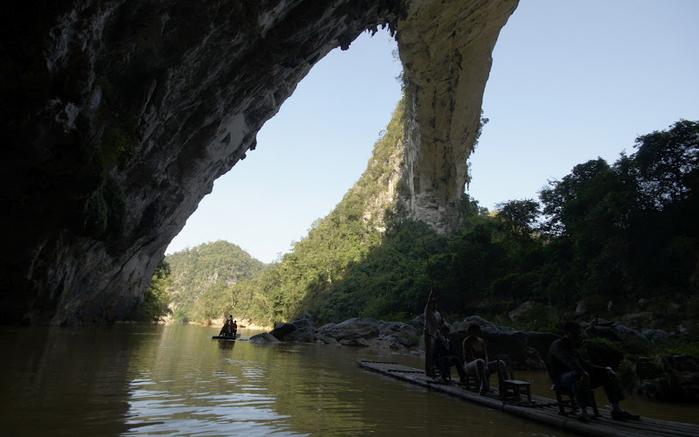 2. Бессмерный мост на горе Тайшань (700x437, 289Kb)