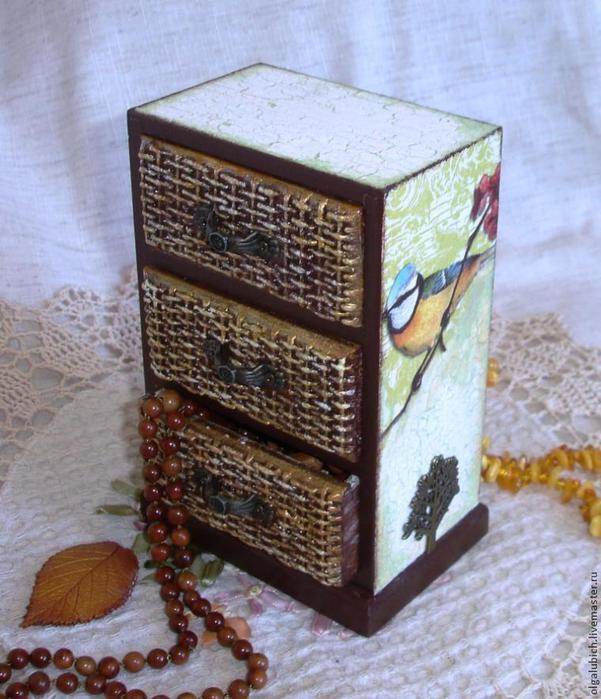 Имитация плетения в декорировании мебели и предметов интерьера/1783336_150130064509 (601x700, 69Kb)