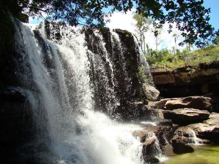 Каньо Кристалес - самая красивая река в мире16 (700x525, 429Kb)