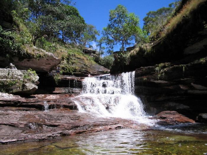 Каньо Кристалес - самая красивая река в мире17 (700x525, 424Kb)