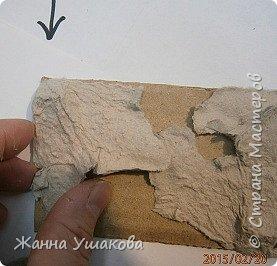 Из яичных лотков. Декоративные КАМНИ для отделки стен (17) (277x266, 67Kb)