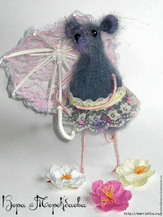 Материалы для рождения мышки: