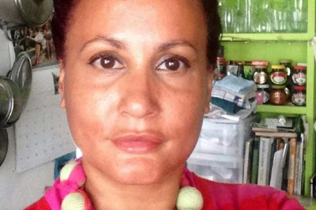 Тэсс Кристиан женщина которая не улыбается 40 лет 4 (640x426, 211Kb)