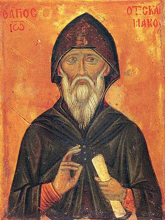 Преподобный Иоанн Лествичник (337x450, 68Kb)