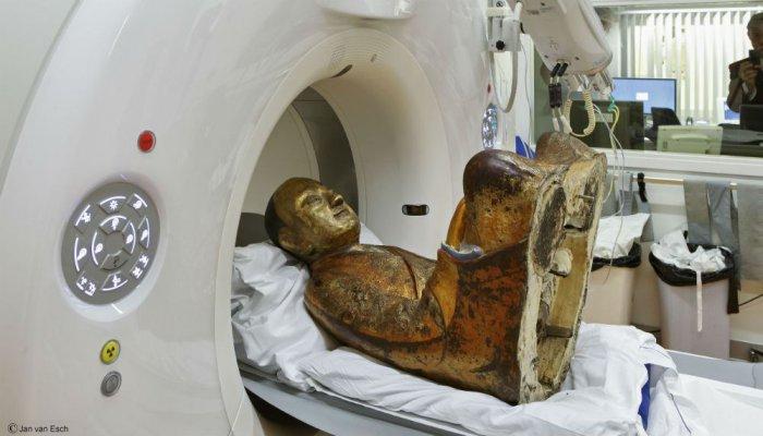 мумия монаха в статуе будды 1 (700x400, 178Kb)