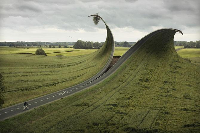 сюрреалистические фото Erik Johansson 2 (670x446, 198Kb)
