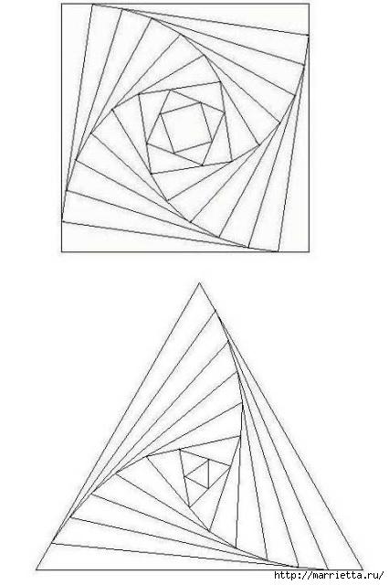Открытки ручной работы в технике айрис фолдинг (1) (426x640, 114Kb)
