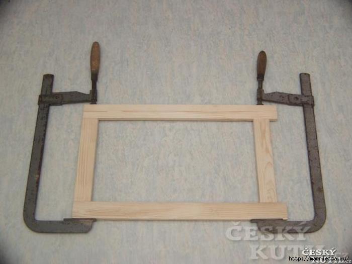 Складной столик своими руками для маленькой кухни (1) (700x525, 186Kb)