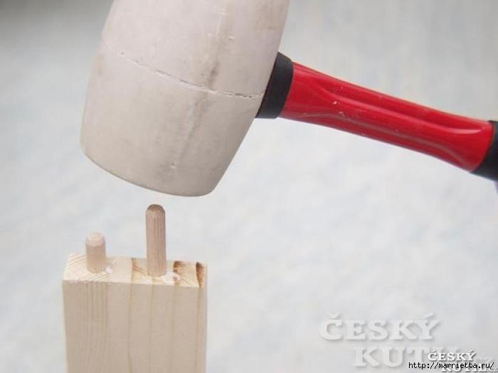 Складной столик своими руками для маленькой кухни (14) (700x525, 120Kb)