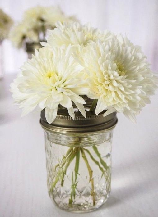 Как поместить в вазу воду меняем как