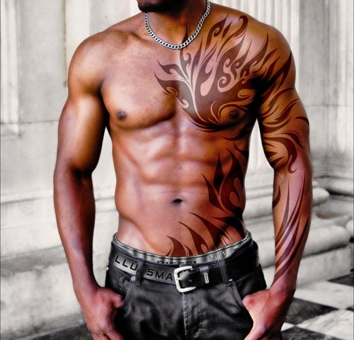 Chest-Tattoo-Designs-For-Masculien-Men (500x480, 150Kb)
