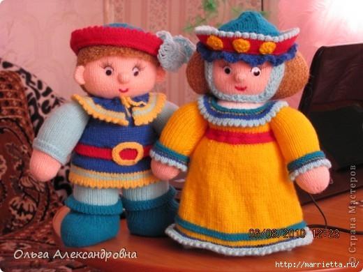 Изумительные игрушки спицами от Ольги Александровны (7) (520x390, 139Kb)
