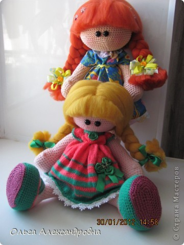 Изумительные игрушки спицами от Ольги Александровны (19) (360x480, 145Kb)