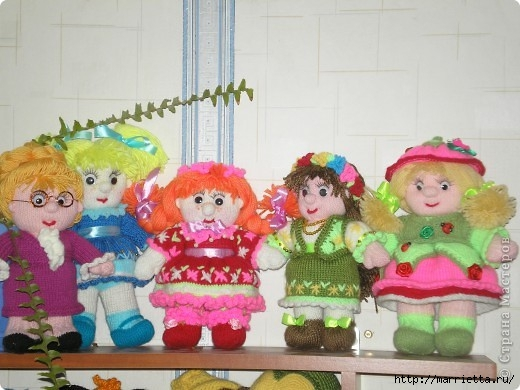 Изумительные игрушки спицами от Ольги Александровны (41) (520x390, 135Kb)