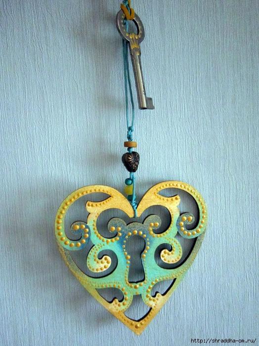 подвеска сердечко, автор Shraddha (2) (524x700, 341Kb)