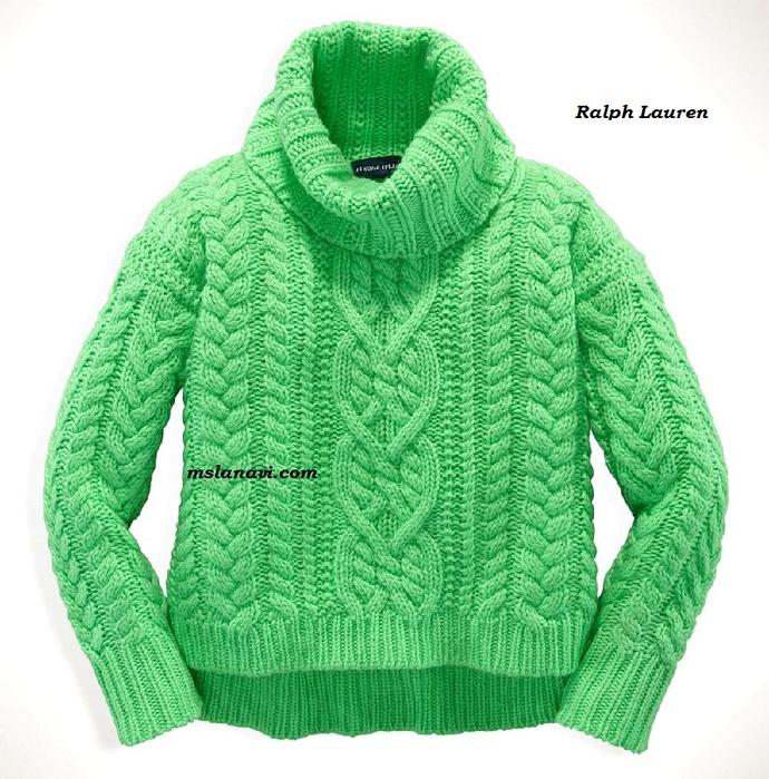 детский-вязаный-свитер-схемы-модель-1 (690x700, 465Kb)