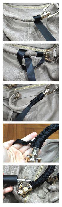 Как сделать ручки на сумку своими руками