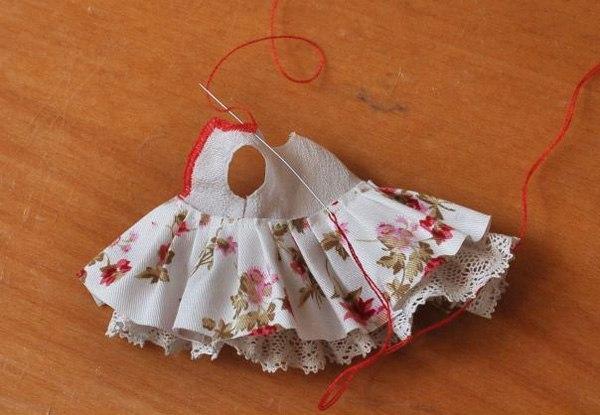Как шить платье своими руками для маленьких