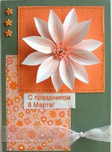 мк открытки своими руками: