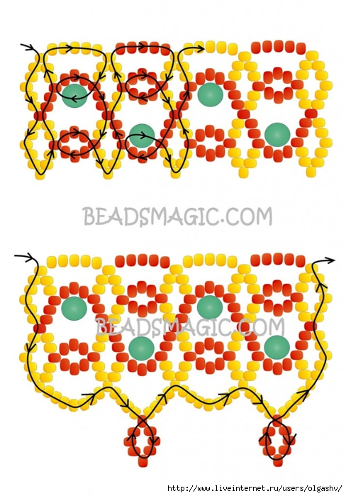 free-beading-tutorial-instructions-necklace-pattern-2-714x1024 (488x700, 252Kb)