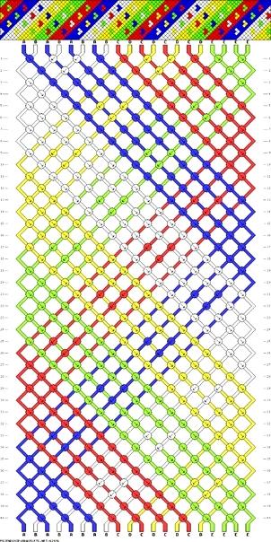схема для фенечки2 (302x604, 360Kb)
