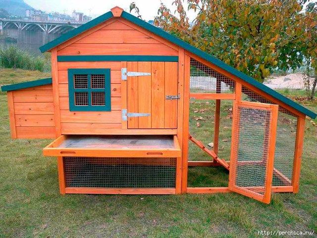 Куриные домики