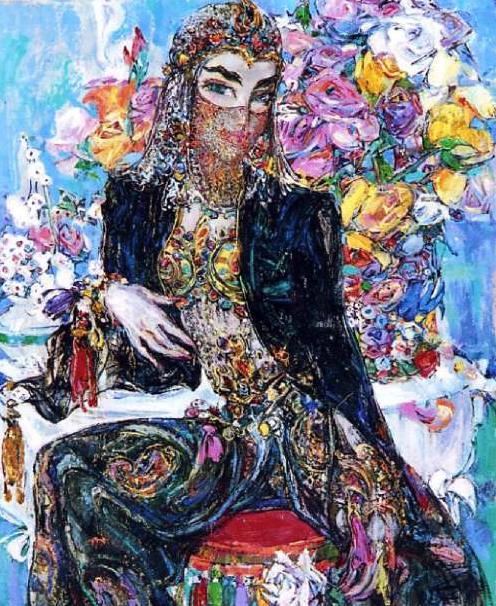 Танцовщица Джамиля  2007 (496x606, 163Kb)