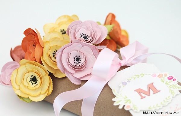 Букет цветов к 8 марта (6)