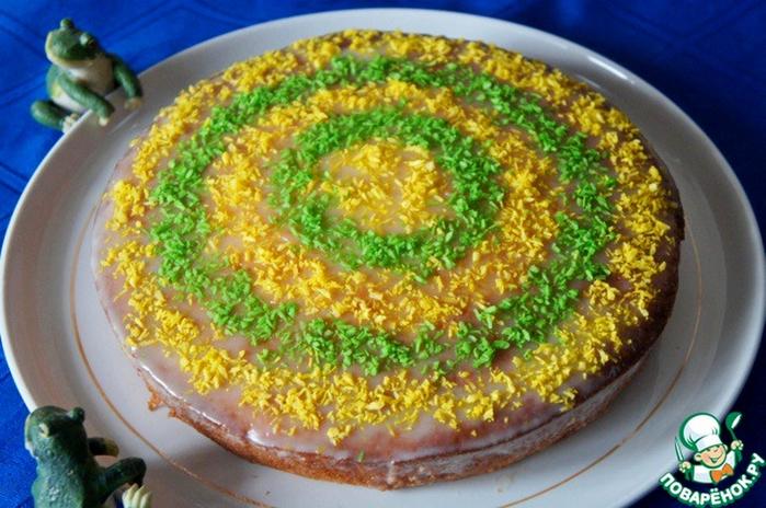 Греческий торт рецепт с фото