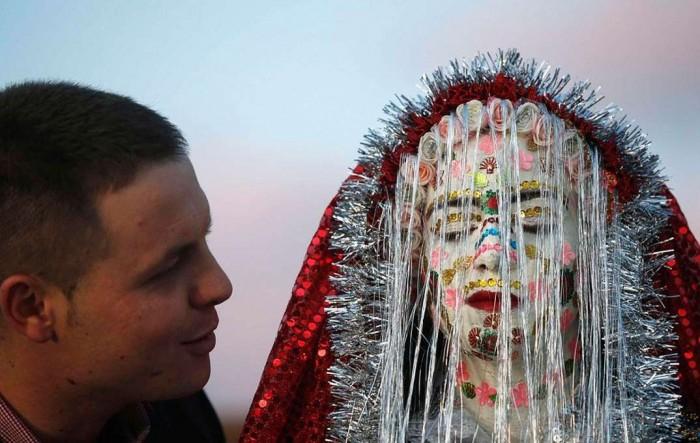 традиционная болгарская свадьба 7 (700x443, 276Kb)