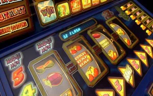Виртуальный симулятор зала игровых автоматов
