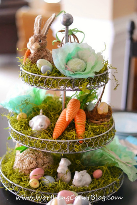 Easter-centerpiece-with-diy-cabbages-made-from-coffee-filters-6 (466x700, 369Kb)