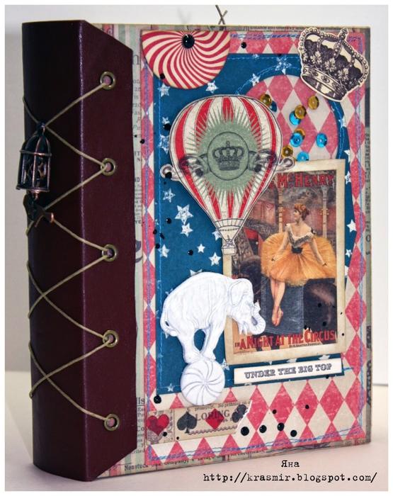 Цирк (555x700, 320Kb)