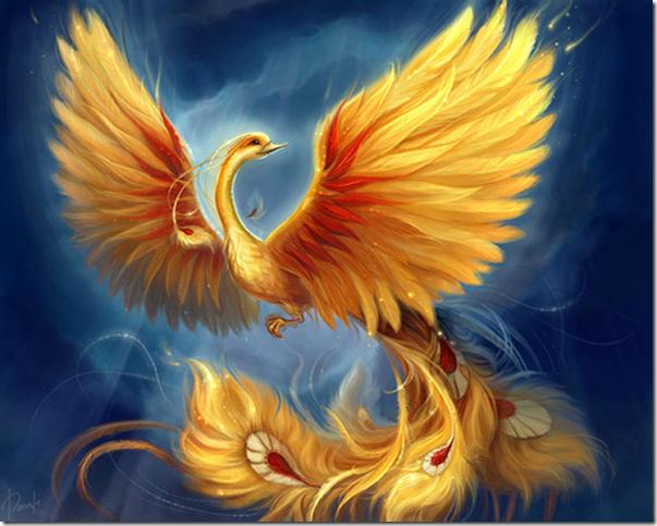 Птица Феникс (603x483, 750Kb)