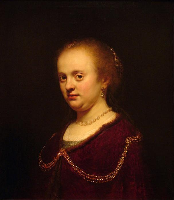 Harmensz_van_Rijn_REMBRANDT_y_Taller_-_Retrato_de_mujer_joven_-_Google_Art_Project (607x700, 418Kb)
