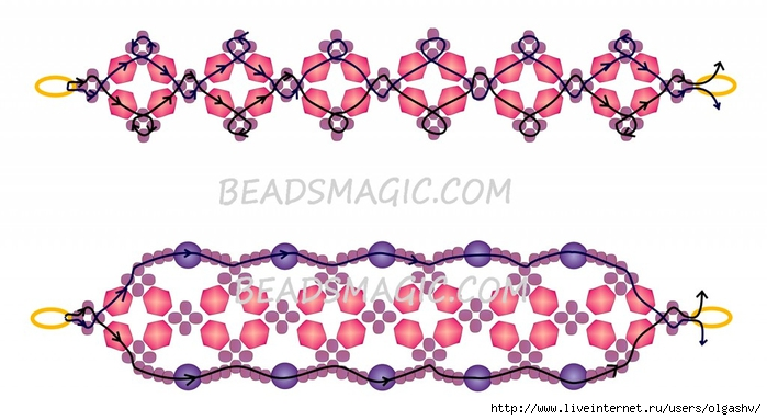 free-beading-tutorial-instructions-necklace-pattern-14-1024x561 (700x383, 173Kb)