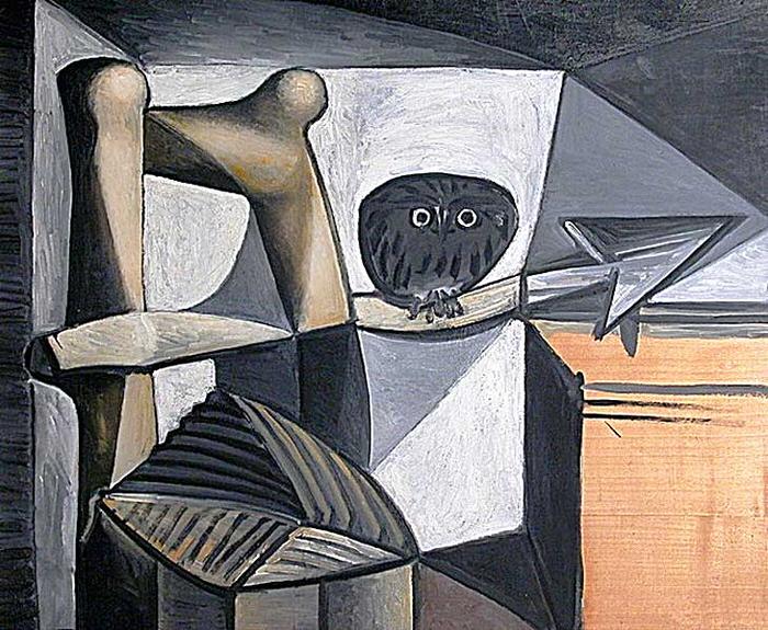 Pablo-Picasso_Chouette-dans-un-interieur_1946 (700x575, 477Kb)