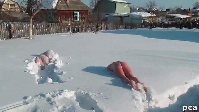 Картинки зимы в россии фото