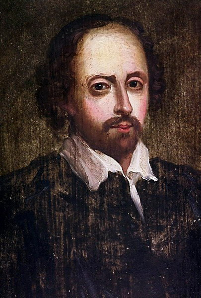Unknown_Artist_Portrait_of_Shakespeare_Beards_Males_Whites_English_Facial Неизвестный автор_Портрет Шекспира (405x600, 99Kb)