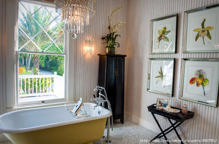 Images of cottage bathrooms