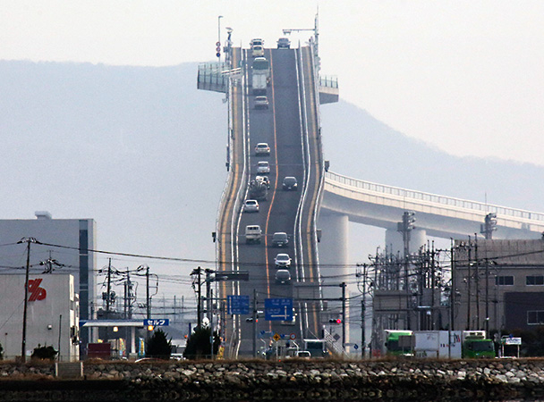 мост Eshima Ohashi Bridge 4 (608x450, 253Kb)