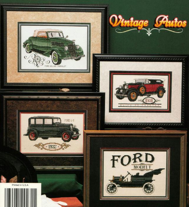 231 Vintage autos 2 (642x700, 532Kb)