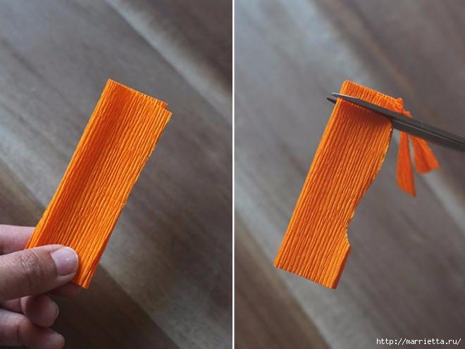 Венок полевых цветов из гофрированной бумаги (10) (660x495, 143Kb)
