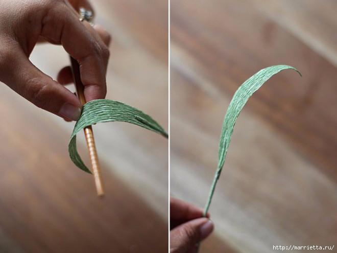 Венок полевых цветов из гофрированной бумаги (24) (660x495, 121Kb)