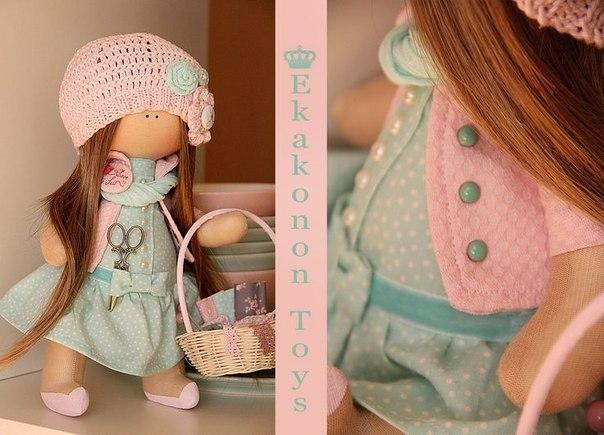 Как сшить куклу в стиле коннэ