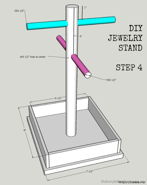 jewelry stand step 4 (557x700, 111Kb)