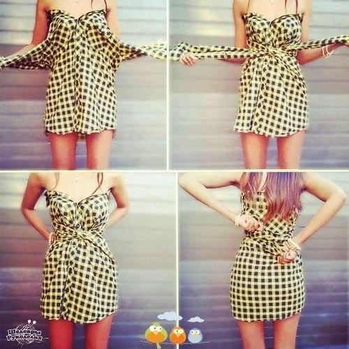 Как сделать фото платья